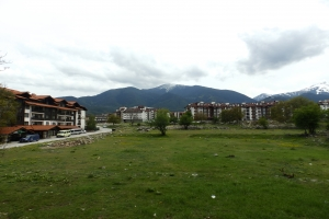 RS1511A  Luxury House Complex in Bansko